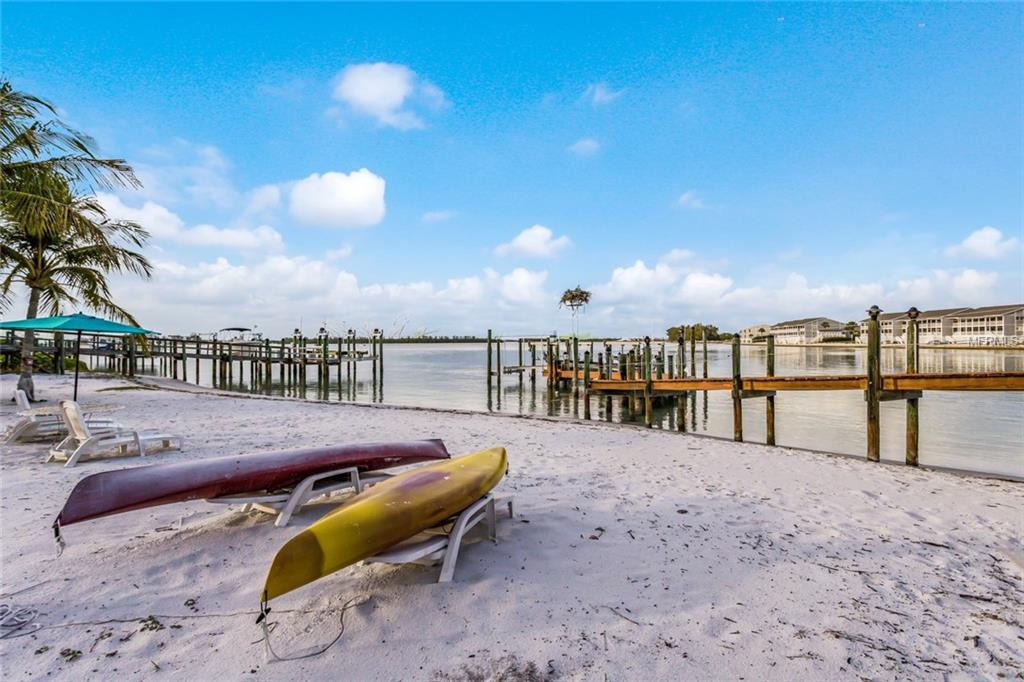 beach, boat lift, dock